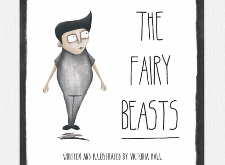 The Fairy Beasts - available now!