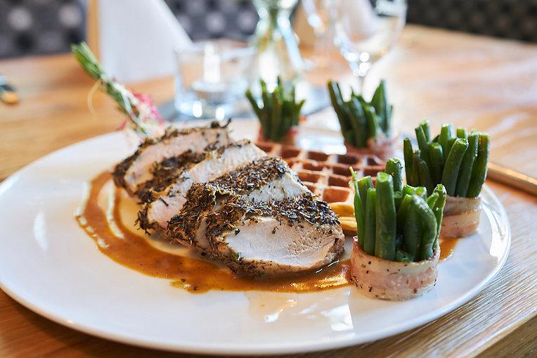 Restaurant Dorfkind Speisekarte Essen  Flair Hotel Bergischer Hof