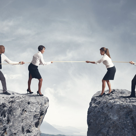 Leading Through Team Conflict