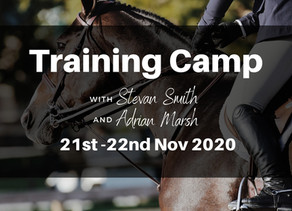 Training Camp with Steven Smith & Adrian Marsh