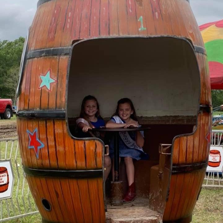 Boggy Bayou Festival Event
