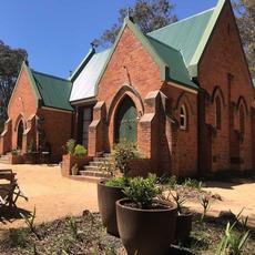 The Church at Tantawangalo