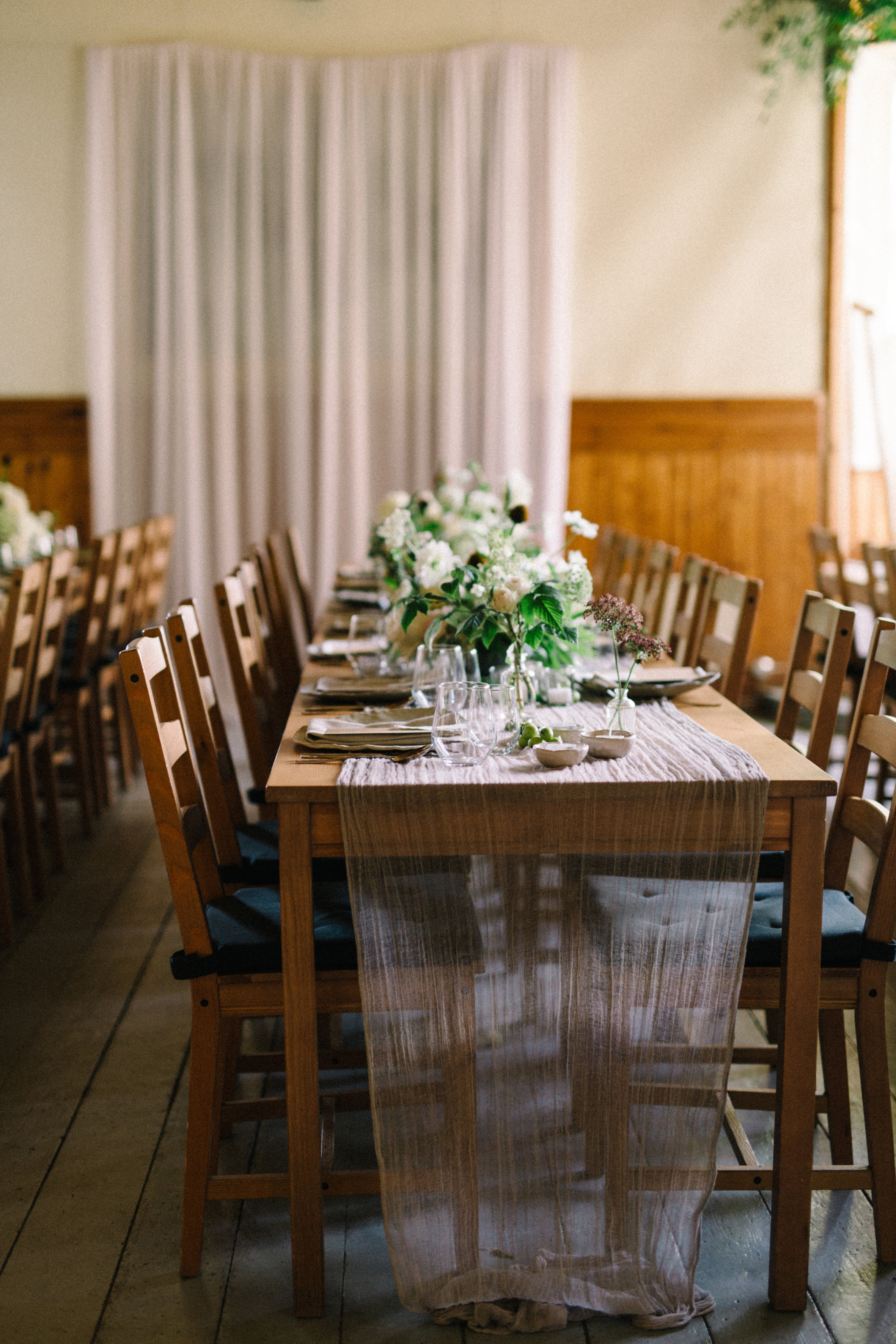 Scandinavian wedding planner