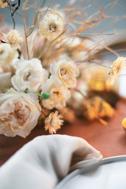Modern organic floral design Finland