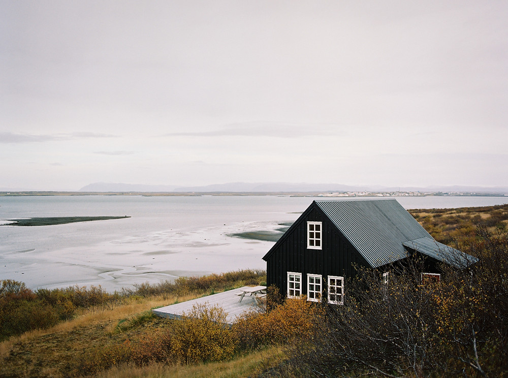 Cosy Iceland Cottage for an intimate elopement