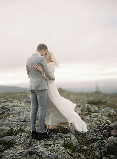 Wedding planner Finland Sweden Norway La