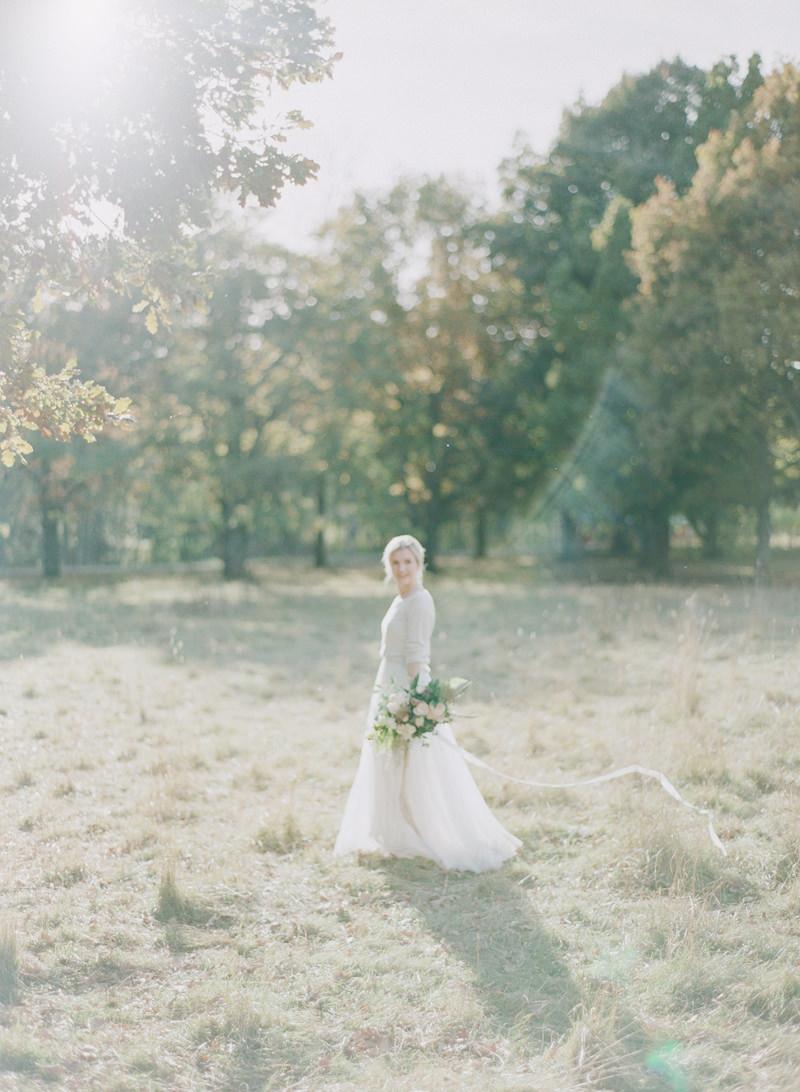 Organic fall destination wedding