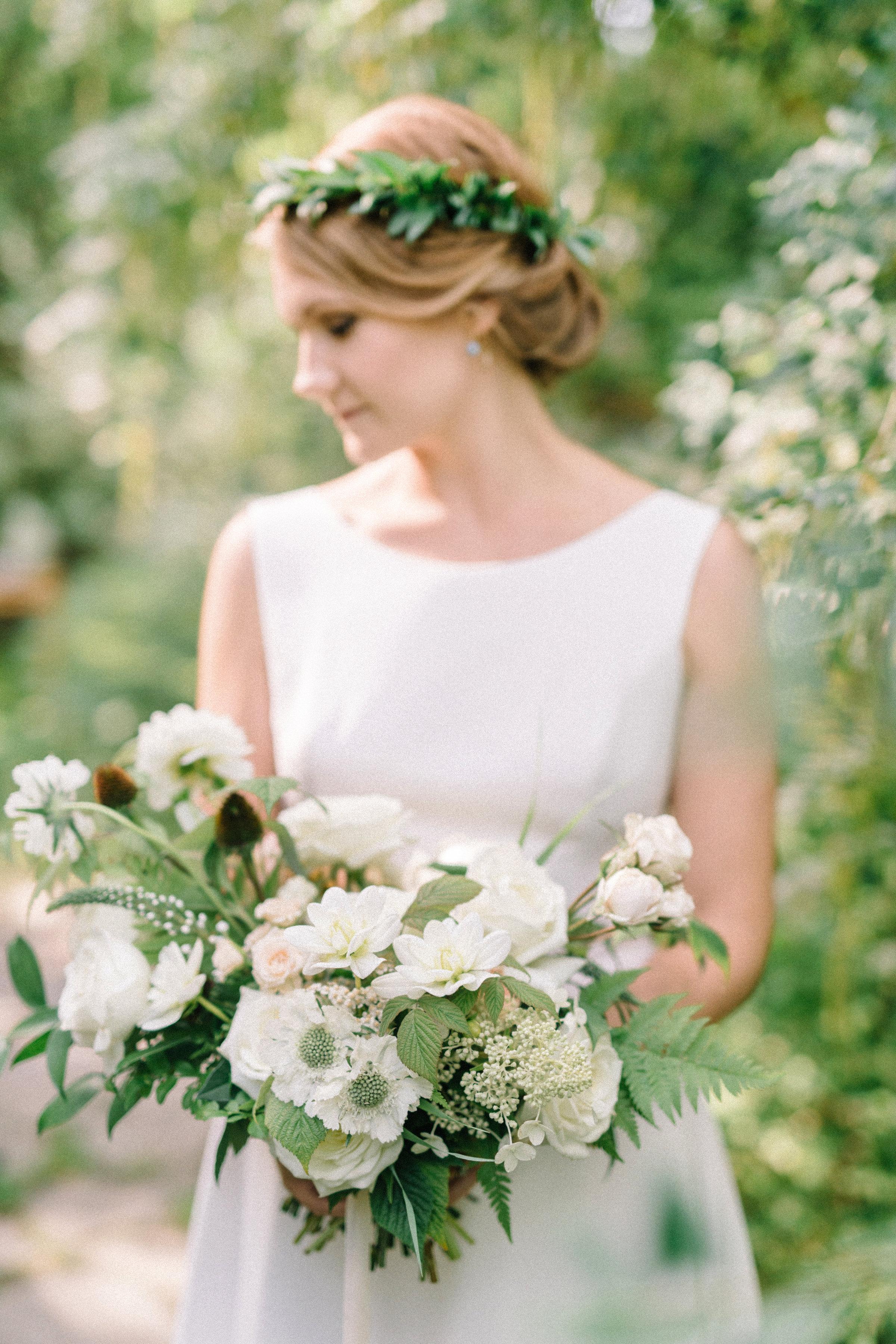 A Finland garden wedding