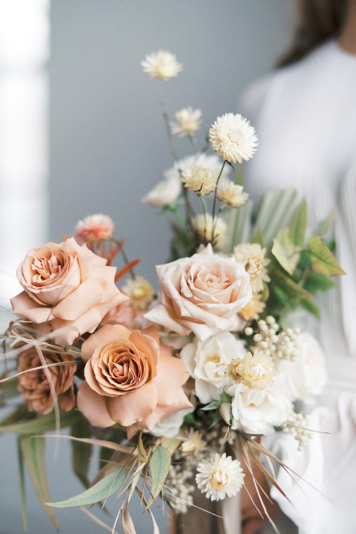 Modern wedding floral design Europe