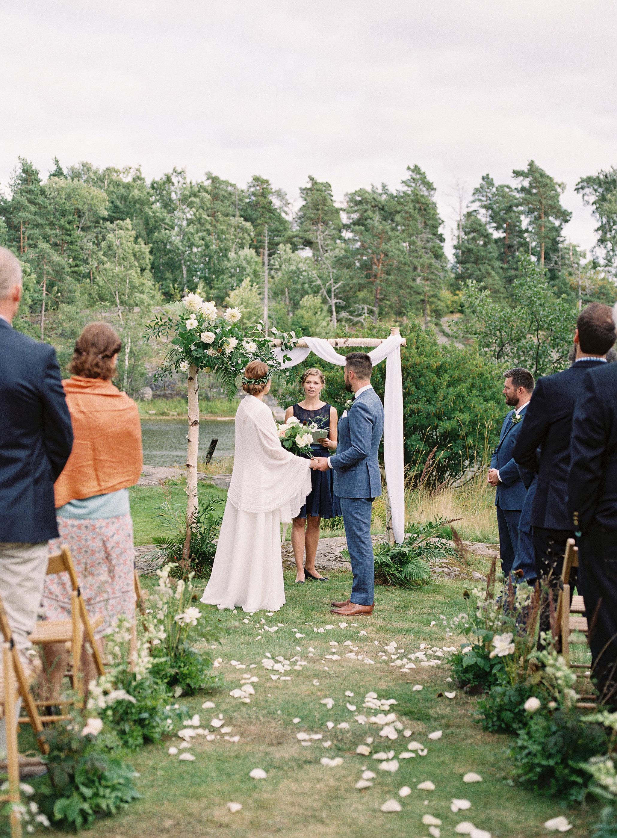 Häät Villa Vuosanta / bröllop