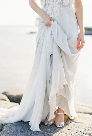 Susanna Nordvall - seaside baltic weddin