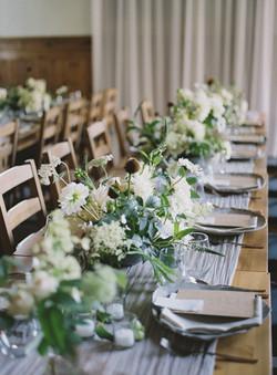 A nordic garden wedding