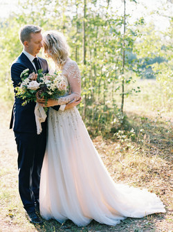 Finland elopement | Finland wedding