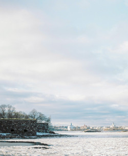Ida & Noora - talvihäät, Suomenlinna