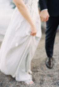 Inspired wedding shoot in Hanko, Finland.