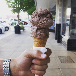 Dolce Mama's is on the move at _thearbor Come get a scoop as we kick of July with #firstwednesday in