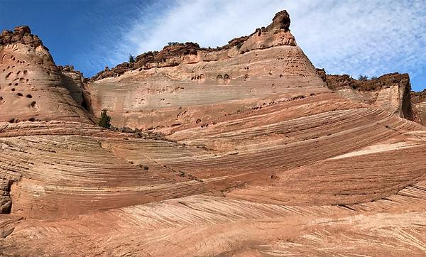 Hike to Zebra Slot Canyon and Tunnel Slot Canyon Grand Staircase-Escalante National Monument Utah