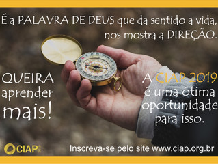 A 3ª CIAP é fonte de conhecimento da Palavra de Deus
