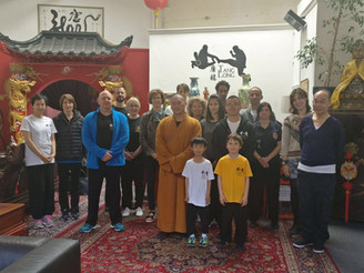 Shaolin Seminar in the London, United Kingdom