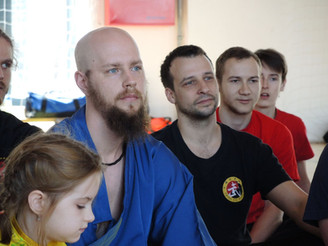 Shaolin Seminar in Ostrava, Czech Republic
