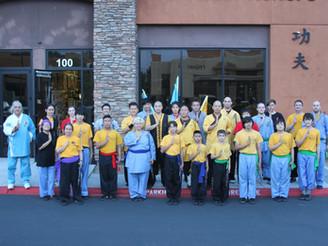 Shaolin Seminar in Las Vegas