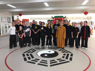 Shaolin Seminar in the Amsterdam, Netherlands