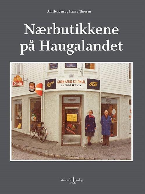 Boka: Nærbutikkene på Haugalandet