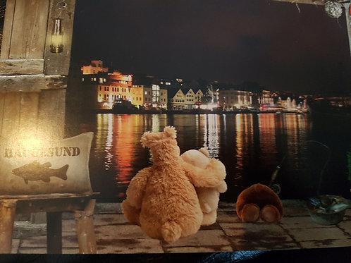 Postkort fra Haugesund