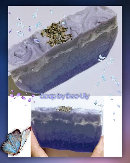Lavender soap - large