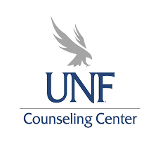 UNF Counseling Center logo.