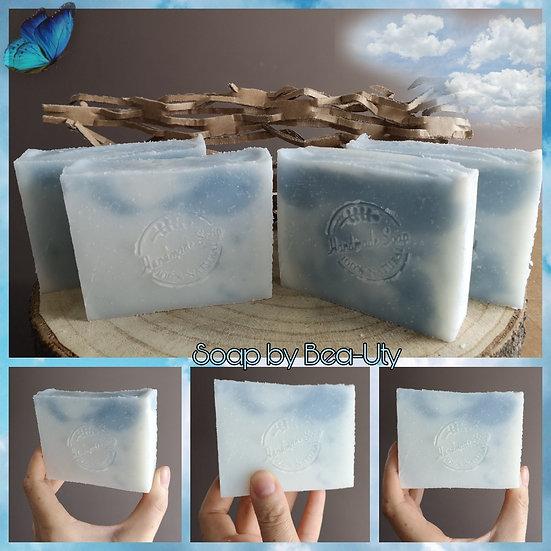 Le parfait coco / Pain de savon 100% coco (XL)