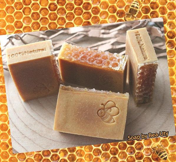 My honey / savon miel et cire d'abeilles