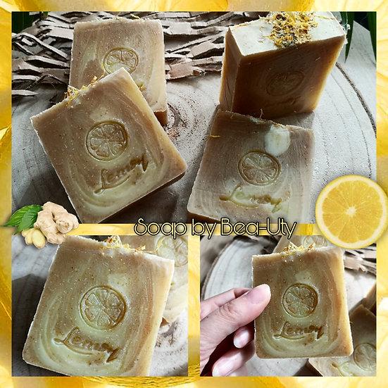 Le citron/gingembre (format XL)