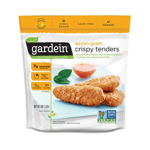 Nuggets de pollo crispy (sucedáneo) - Seven grain crispy tenders