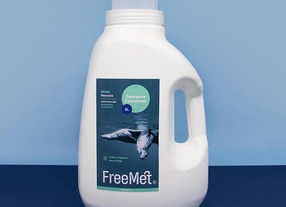 Detergente para ropa Ecológico Aroma Manzana 3 litros