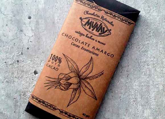 Chocolate 100% cacao