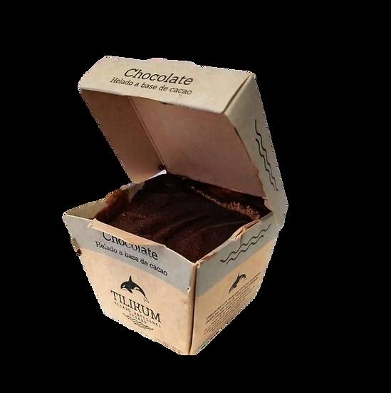 Helado sabor chocolate 120g