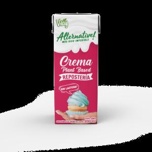 Crema Repostería Vegetal