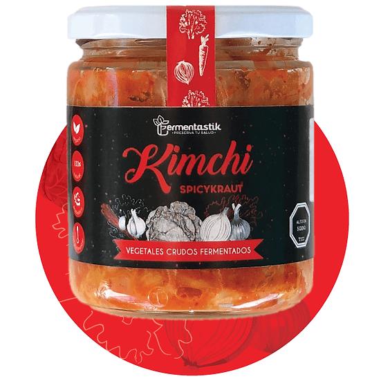 Kimchi SpicyKraut Fermentastik 400g