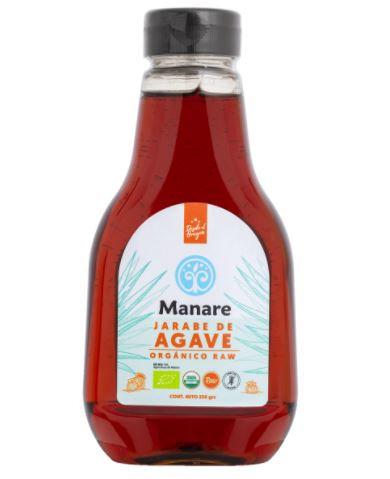 Jarabe de Agave orgánico y RAW 330g