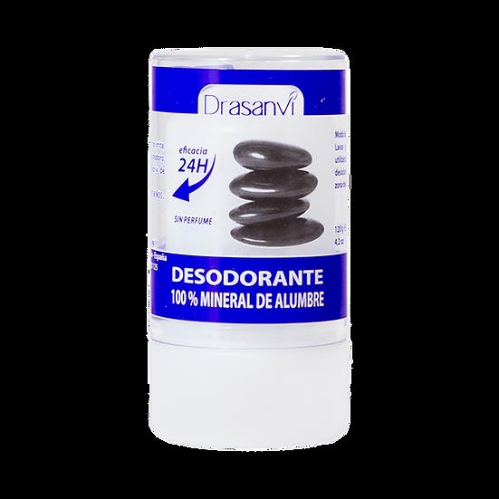 Desodorante mineral de alumbre