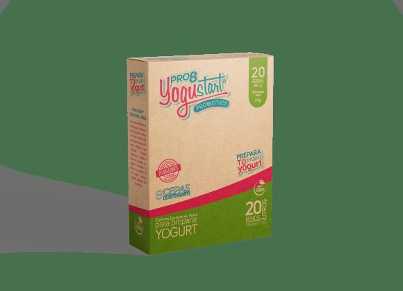 Yogustart Pro8 - 20 sachet