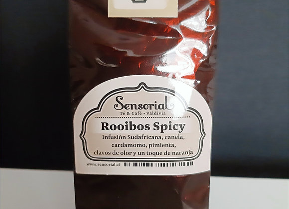Infusión Rooibos  Spicy en hoja 50g - Sensorial
