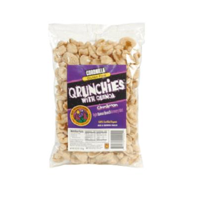 Qrunchies de Quinoa sabor canela