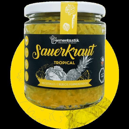 Sauerkraut Tropical Fermentastik 400g