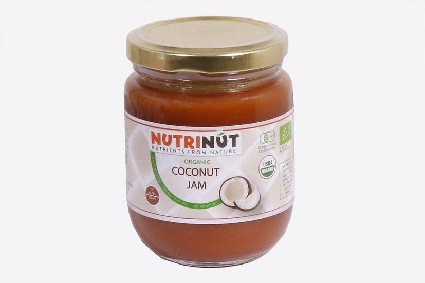 Mermelada de coco orgánica. 200mL