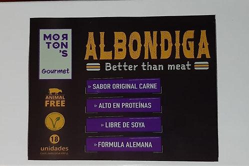 Albondigas Morton's - 18 Unidades