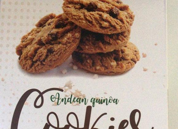 Galletas de Quinoa - Libres de gluten Sabor Chocolate chips