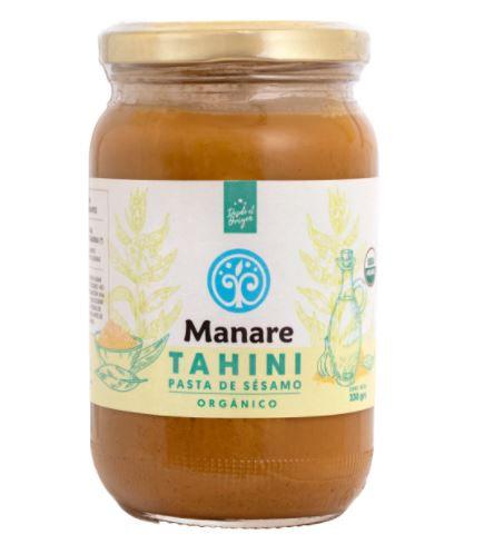 Tahini orgánico 330g