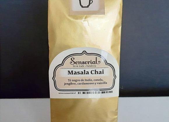 Té Negro Gourmet Masala Chai en hoja 50g - Sensorial
